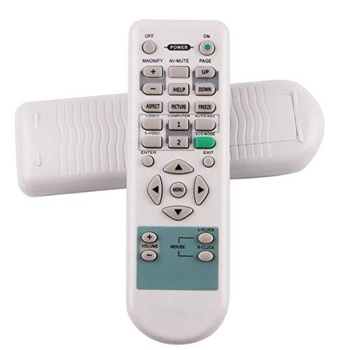 Aimdio RD-445E Telecomando Proiettore per NEC NP300 NP400 NP500 NP500W NP600 NP600S VT48 VT480 VT49 VT490 VT57 VT58 VT580 VT59 VT590 VT595 VT695 Universale