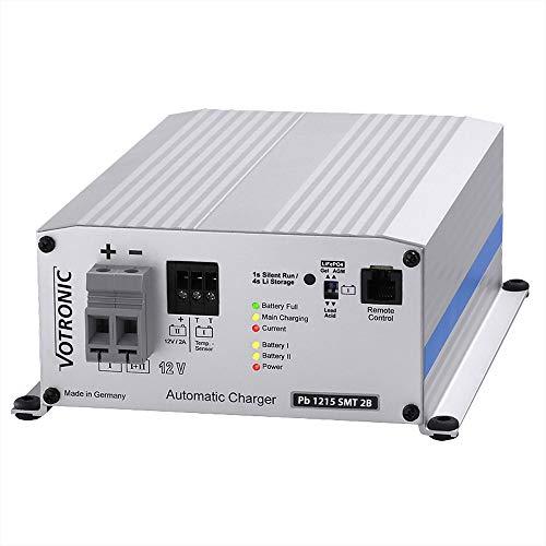 VOTRONIC 3100 Pb 1215 SMT 2B 12V 15A Batterieladegerät für Blei- und Lithiumbatterien