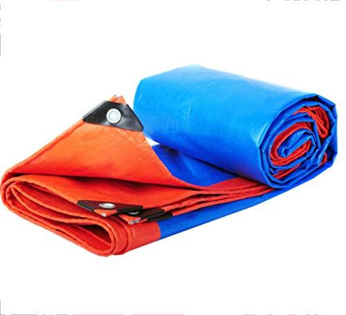 BYCDD Grote tarps zware waterdichte dekzeil beschermer geweldig voor dekzeil Tent, boot, camper of zwembad Cover