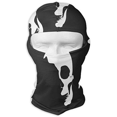 Voxpkrs Balaclava Snow Forest Picture Hot Ski and Winter Sports Headwear for Youth Snowboarding