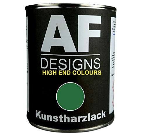 Alex Flittner Designs 1 Liter Kunstharzlack für DEUTZ GRÜN ALT(6682 Nord) LKW NFZ Lack Landmaschine seidenmatt