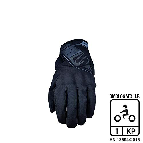 Guantes de moto Mid-Season Weatherproof Five RS WP, talla XXXL