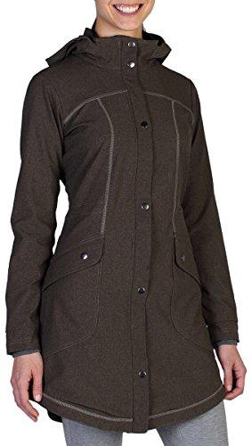 ExOfficio Women's Ometti Trench Jacket