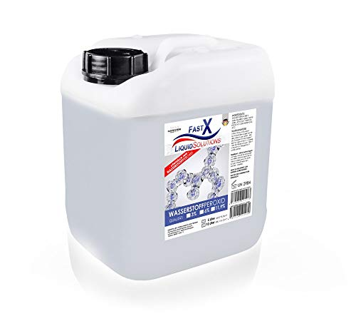 Wasserstoffperoxid 5 Liter 6% Qualität