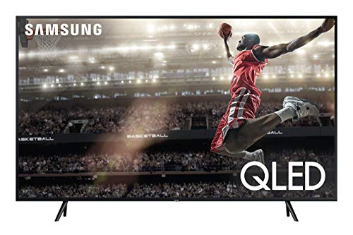 "Samsung QN43Q60RAFXZA 43"" (3840 x 2160) Smart 4K Ultra High Definition QLED TV - (Renewed)"