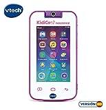 VTech- KIDICOM Advance Rose Plate-Forme Multifonctions Interactive avec Voix, Couleur (3480-186657)