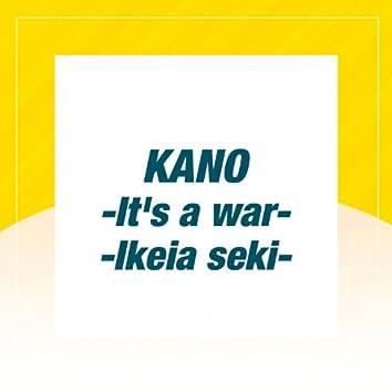 It's a war / Ikeya seki