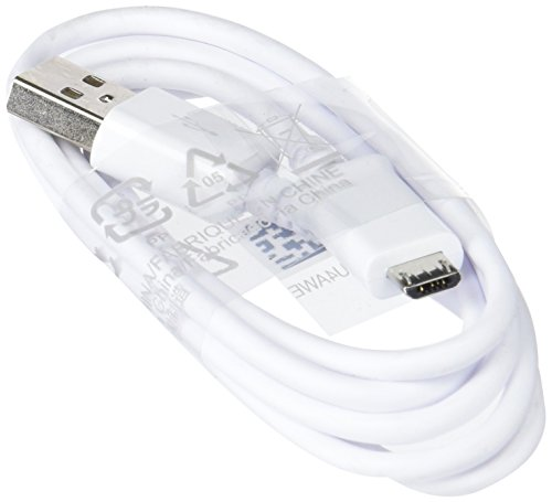 Samsung ECB-DU4AWE 100% Original Micro USB 2.0 Ladekabel Datenkabel Galaxy S6 / S6 Edge, Galaxy S5, Note 4 / in weiß