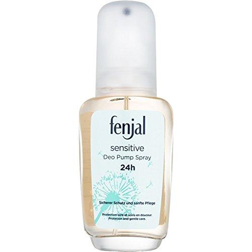 Fenjal 24 h sensitive Deo Pumpspray 75 ml (6-er Pack)