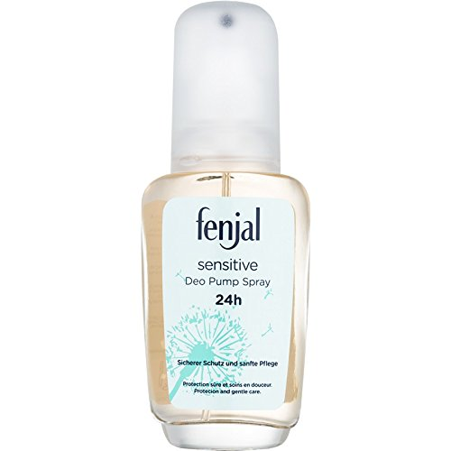 Fenjal 24 h Deo Pumpspray 75 ml ( Glasflasche)