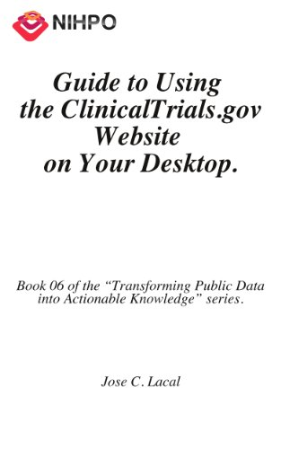 Top 10 best selling list for clinicaltrials.gov