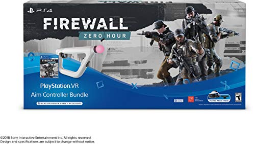 FIREWALL: ZERO HOUR - PLAYSTATION VR AIM CONTROLLE - FIREWALL: ZERO HOUR - PLAYSTATION VR AIM CONTROLLE (1 Games)