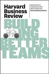 HBR Building Better Teams (Harvard Business Review Paperback Series) Paperback