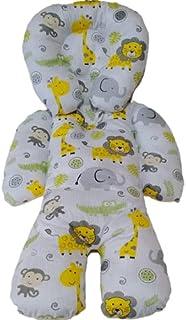 Almofada Protetora Redutor de Bebê Africa Amarelo