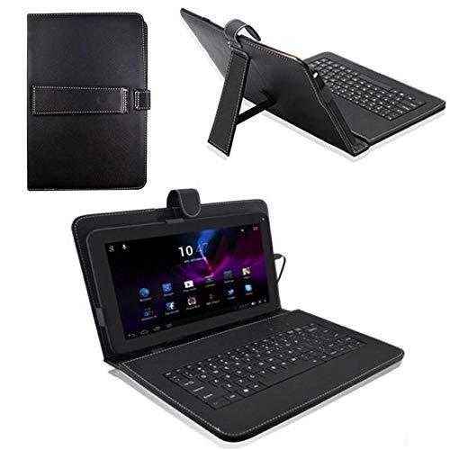 10,1 Pulgadas Android Tablet PC Funda de Cuero Funda de Cuero Soporte para Teclado USB Escritorio de Oficina Entretenimiento para portátil Pc Gamer-1