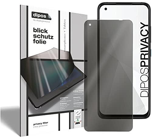 dipos I Protezione Vista Compatibile con ASUS Zenfone 8 Pellicola Prottetiva Privacy 2 Modi