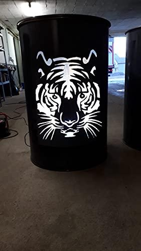 AB-Fashion07 Feuertonne Tiger