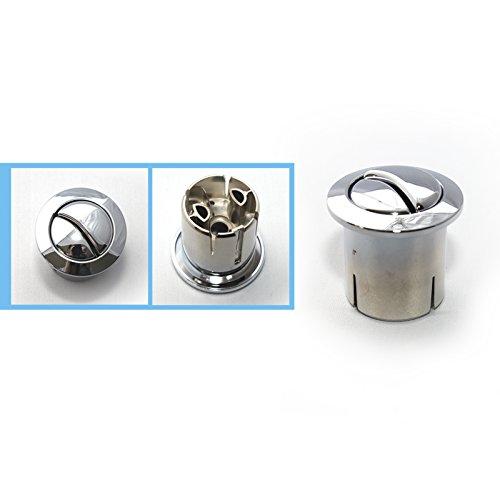 Roca - Kit G Doble Pulsador C P/ Mec Desc D1D (AH0002100R)