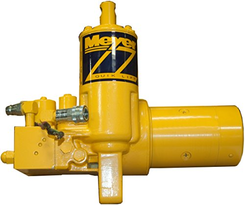 Great Price! Meyer E-60 Snow Plow Power Pack/Pump (Complete) E60#15753 (Renewed)