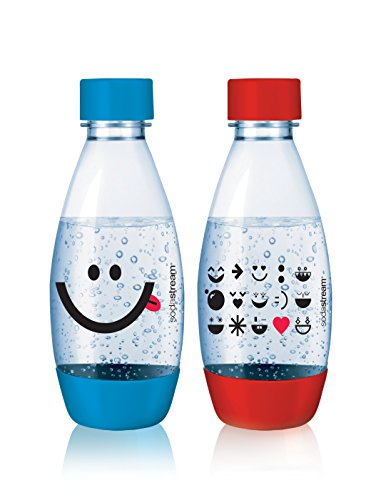 SodaStream 2x 0,5 Liter Flaschen Kids Edition