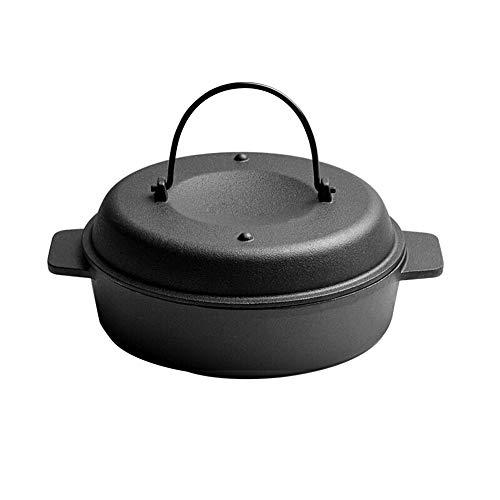 Cacerola, Mini horno de cerámica a prueba de horno Tapas de