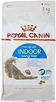 Royal Canin FHN Indoor Long Hair 2 kg Feline Breed Nutrition Cat Food