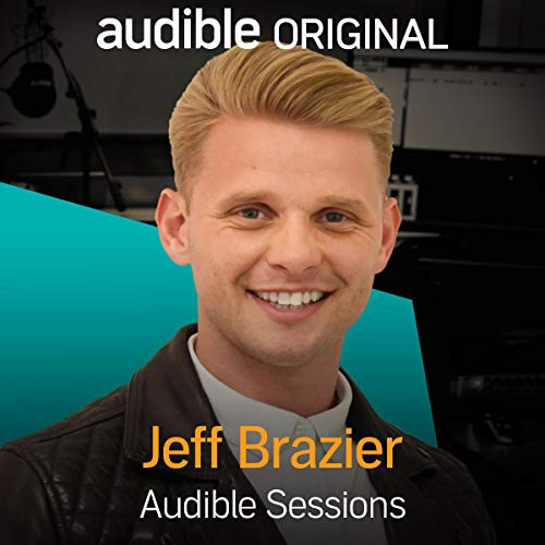 Jeff Brazier cover art