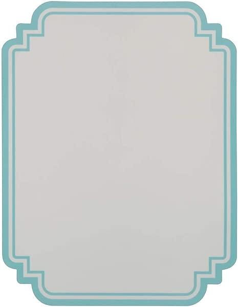 Office By Martha Stewart Dry Erase Wall Decal Blue 44379