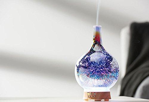 Sharper Image 3-D Ultrasonic Aromatherapy Diffuser