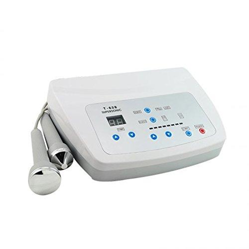 Denshine ultrasuoni Pelle del viso massaggiatore dolore Terapia a ultrasuoni anti aging bellezza viso Skin Spa Salon Casa in lavatrice