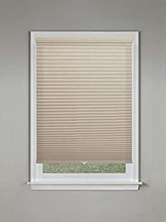 Bali Blinds Bottom-Up/Top-Down Cordless Cellular Shades Window Covering, 35x48, Wheat Linen
