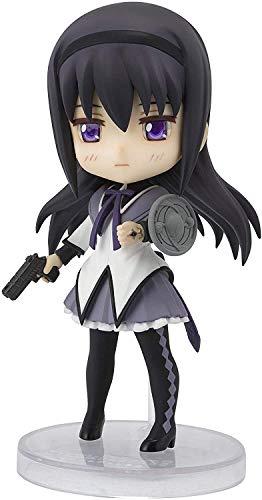 Figuarts mini 魔法少女まどか☆マギカ 暁美ほむら 約90mm PVC&ABS製 塗装済み可動フィギュア