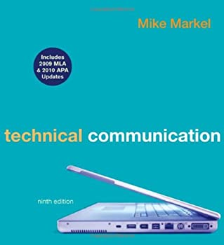 Paperback Technical Communication with 2009 MLA and 2010 APA Updates Book