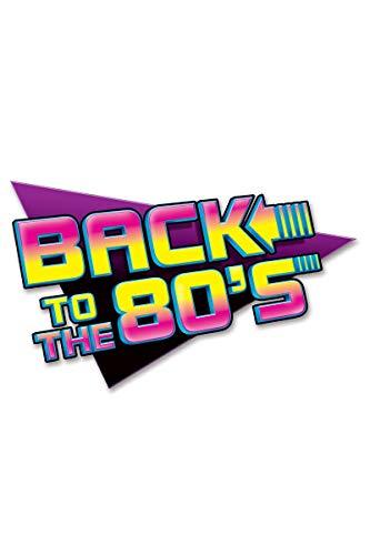 Décor en carton Back to the 80's