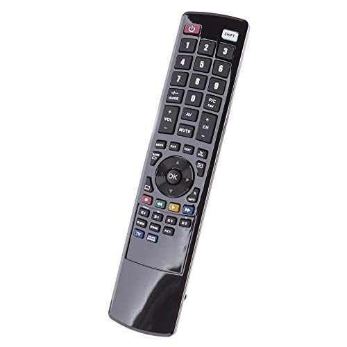 ST Ersatzfernbedienung passend für Modell Cinex TV 51720 T/S