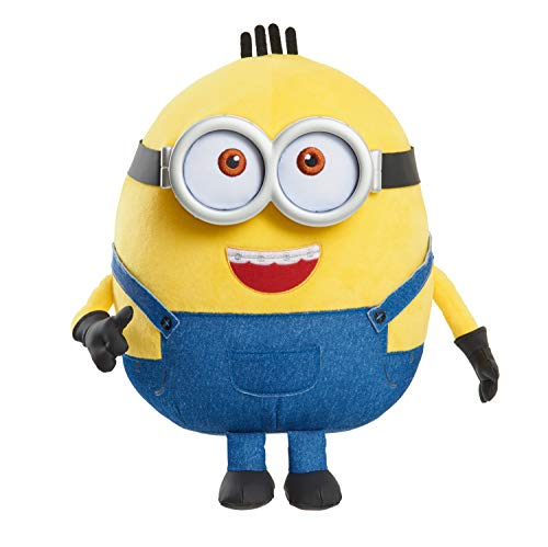 Illumination's Minions: The Rise of Gru Laugh & Chatter Otto w/ Sound & Movement $12.50 + Free Shipping w/ Amazon Prime or Orders $25+
