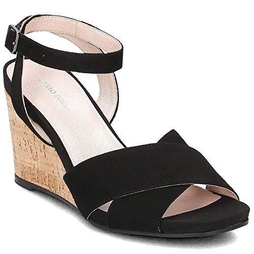 GINO ROSSI Hana DNH339167490099000 Color: Black Size: 6.5