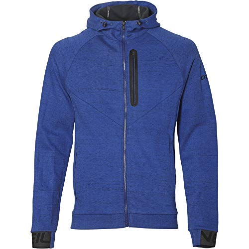 O'Neill Veste/Blouson Polaire PM 2-Face Hybride Polaire Bleu Marine Chauffage - 5112 Surf Bleu, M