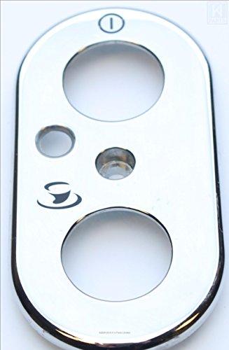 Ersatz-Kaffeelünette (W10756864) für die KitchenAid Pro Line Espressomaschine