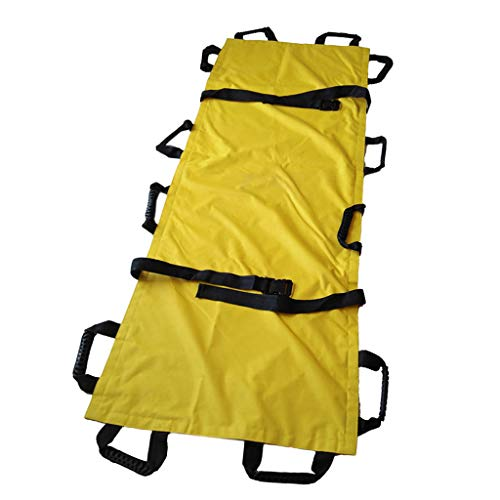 Hellery - Fitness-Gurte in Gelb, Größe 195 x 70 cm