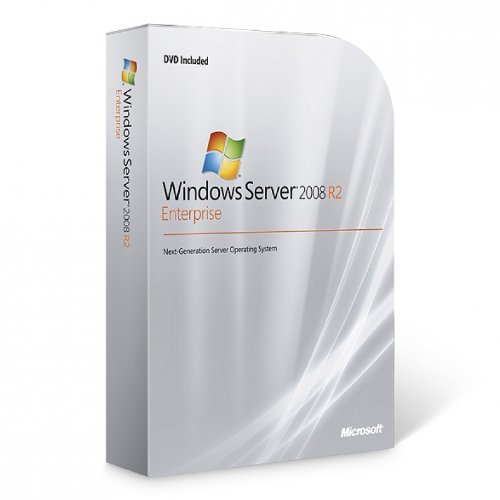 Systembuilder Windows Server Enterprise 2008 R2 SP1 64Bit x64 1pk DSP OEI DVD 1-8CPU 10 Clt