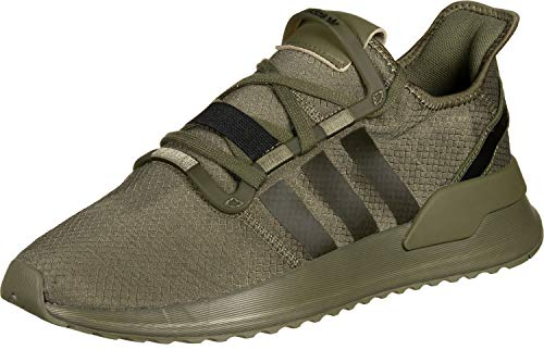 adidas U_Path Run, Sneakers Basses Homme, Multicolore (Raw KhakiRaw KhakiCore Black Ee4466), 45 13 EU