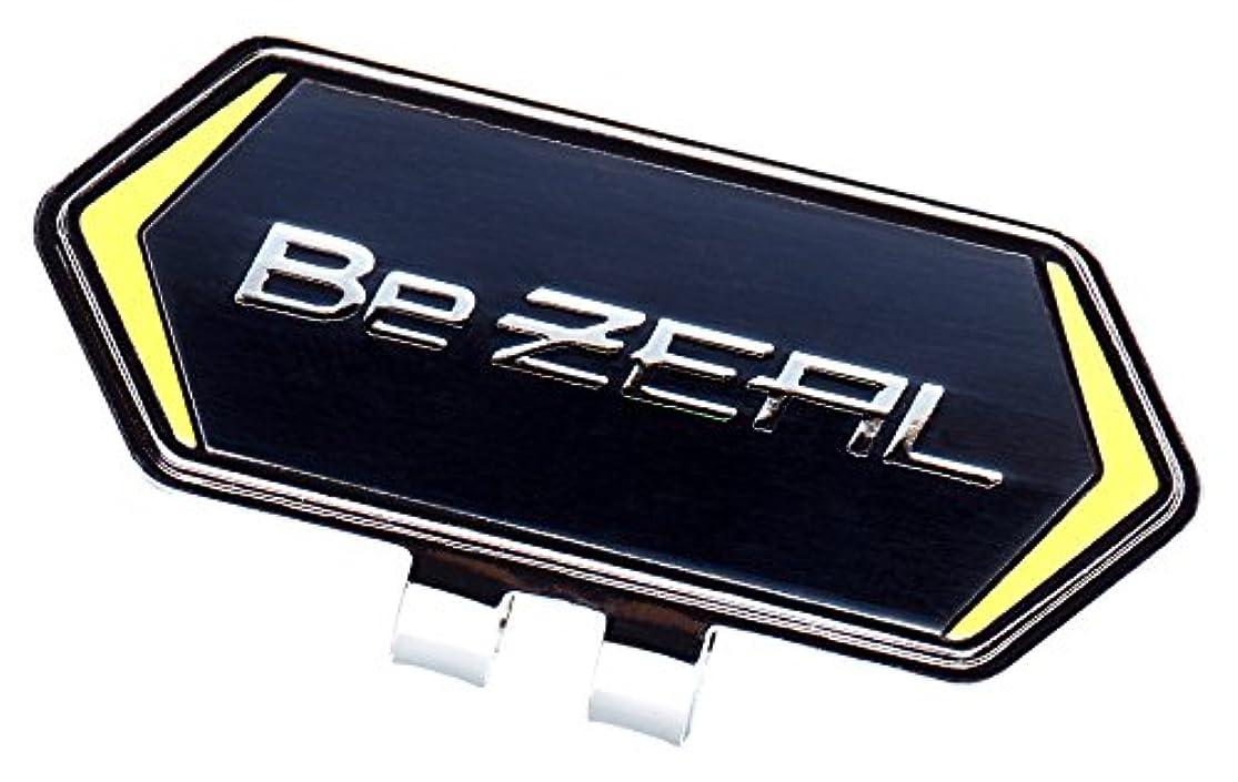 空気不名誉な買い手本間ゴルフ グリーンマーカー Be ZEAL クリップマーカー ブラック/イエロー OG-1606 素材:マーカー(鉄/子磁石)