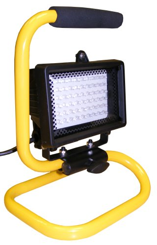 mains powered led inspection site