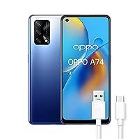 OPPO A74 4G – Versione 6/128 GB