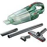 Bosch 18V Akku Handstaubsauger PAS 18 LI ohne Akku, 3 Düsen, Verlängerungsrohr, Filtereinheit, Karton (18 Volt System)