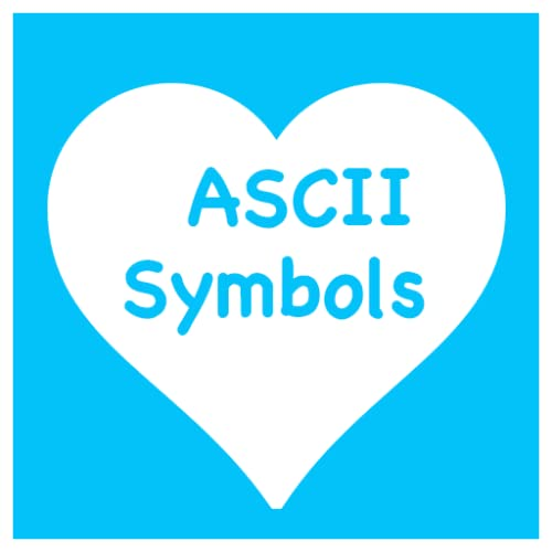 Collection of Awesome & Cool Ascii symbols,Emoji & Emoticon