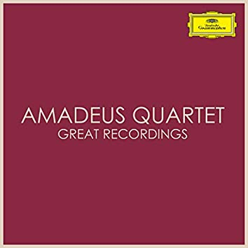 Amadeus Quartet - Great Recordings