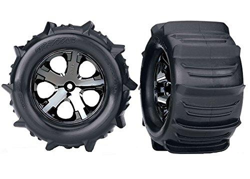 Traxxas 3689 Räder und Reifen.