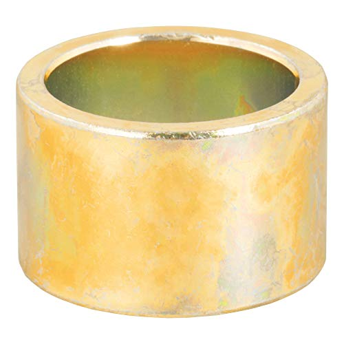 CURT 21200 Trailer Hitch Ball Hole Reducer Bushing, Reduces 1-1/4-Inch Diameter to 1-Inch